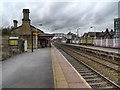 SJ5795 : Earlestown Station by David Dixon