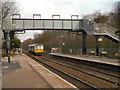 SJ5599 : Train Approaching by David Dixon