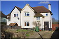 SP5301 : Semi-detached houses on Henley Road by Roger Templeman
