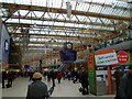 TQ3179 : The clock at Waterloo by Shazz