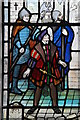 SO5748 : Stained glass window, Felton church by Philip Halling
