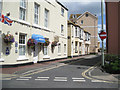 SX9472 : Bath Terrace, Teignmouth by Robin Stott