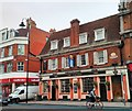 TQ2771 : The Castle, Public House, Tooting High Street by PAUL FARMER