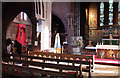 TQ3190 : St Mark, Noel Park - Interior by John Salmon