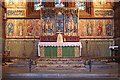 TQ3190 : St Mark, Noel Park - Sanctuary by John Salmon