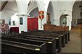 TQ2486 : All Saints, Church Walk - Interior by John Salmon
