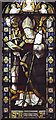 TQ2883 : St Michael, Camden Road - Stained glass window by John Salmon