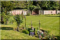 TQ4666 : Orpington Cemetery by Ian Capper