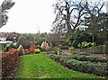 SO8275 : Senses Garden, Brinton Park, Sutton Road, Kidderminster by P L Chadwick