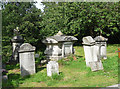 TQ3272 : Various monuments, West Norwood Cemetery (26) by Stephen Richards