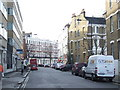 TQ2479 : Maclise Road, near Hammersmith by Malc McDonald