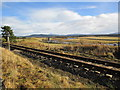 NH9520 : Speyside Railway and River Spey by Jennifer Jones