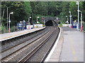 SK2478 : Grindleford railway station by Nigel Thompson