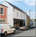 SN7028 : Llangadog Post Office by John Grayson