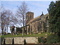 SE4213 : St Helen's Church, Hemsworth by John Slater