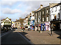 NY2623 : Market Place, Keswick by David Dixon