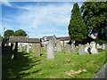 SK1969 : Holy Trinity Parish Church Cemetery, Church Street, Ashford in the Water by Terry Robinson