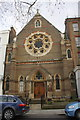 TQ2579 : Maria Assumpta Chapel, Kensington Square by Roger Templeman