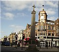 SD7109 : Market Cross and Preston's, Bolton by Phil Platt