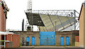 J3272 : The West Stand, Windsor Park, Belfast (2013-2) by Albert Bridge
