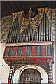 SK7368 : Organ, St Mary's church, Egmanton by J.Hannan-Briggs