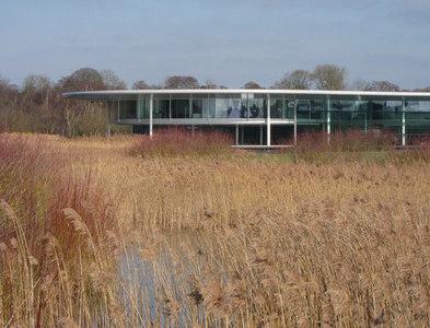 TQ0161 : McLaren Technology Centre by Oast House Archive