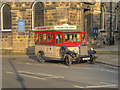 SE1408 : Holmfirth, Summerwine Tour Bus by David Dixon