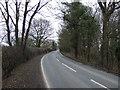 SJ7554 : Butterton Lane heading east by JThomas
