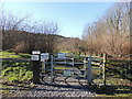 NX0163 : Entrance to Aldouran Wetland and Community Garden by Billy McCrorie
