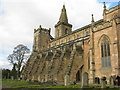 NT0887 : Dunfermline Abbey by M J Richardson