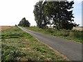 TL3789 : Dykemoor Drove westwards by Andrew Tatlow
