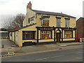 SJ9098 : The Church Hotel, Droylsden by David Dixon