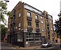 TQ3479 : Angel Wharf on Bermondsey Road East by Steve Daniels