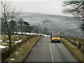 NY7248 : A686 near Alston by David Dixon