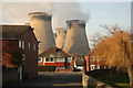 SE4724 : Ferrybridge by Richard Croft