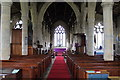 TF3823 : Interior, St Mary Magdalene church, Fleet by J.Hannan-Briggs
