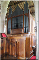 TF3823 : Organ, St Mary Magdalene church, Fleet by J.Hannan-Briggs