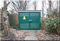 SE3129 : Electricity Substation No 1729 - Winrose Approach by Betty Longbottom