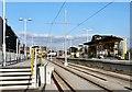 SJ8598 : New Islington tram stop by Gerald England