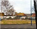 SJ9698 : Vacant Lot on Grosvenor Street by Gerald England