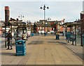 SJ9698 : Stalybridge Bus Station by Gerald England