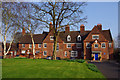 SP0583 : Winterbourne House by Phil Champion