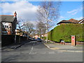 SJ9491 : Park Road, Romiley by John Topping