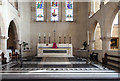 TQ2785 : All Hallows, Gospel Oak - Sanctuary by John Salmon