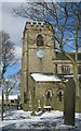 SK2796 : St.Mary's Church, Bolsterstone by Dave Pickersgill