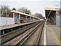 TQ4274 : Eltham railway station, Greater London by Nigel Thompson