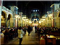 TQ2979 : Westminster Cathedral - interior by Jonathan Billinger