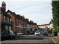 SP3578 : South end of Marlborough Road, Coventry CV2 by Robin Stott