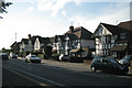 SP3578 : Houses, west end of Binley Road, Coventry CV3 by Robin Stott