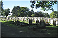 SP0892 : A central section of Witton Cemetery by Robin Stott